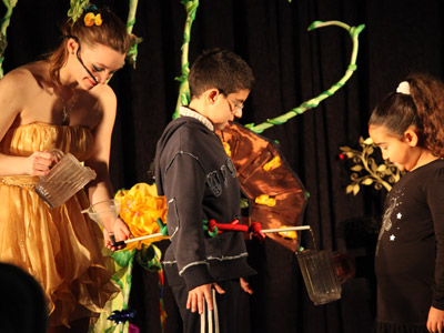 Spectacle enfant magie